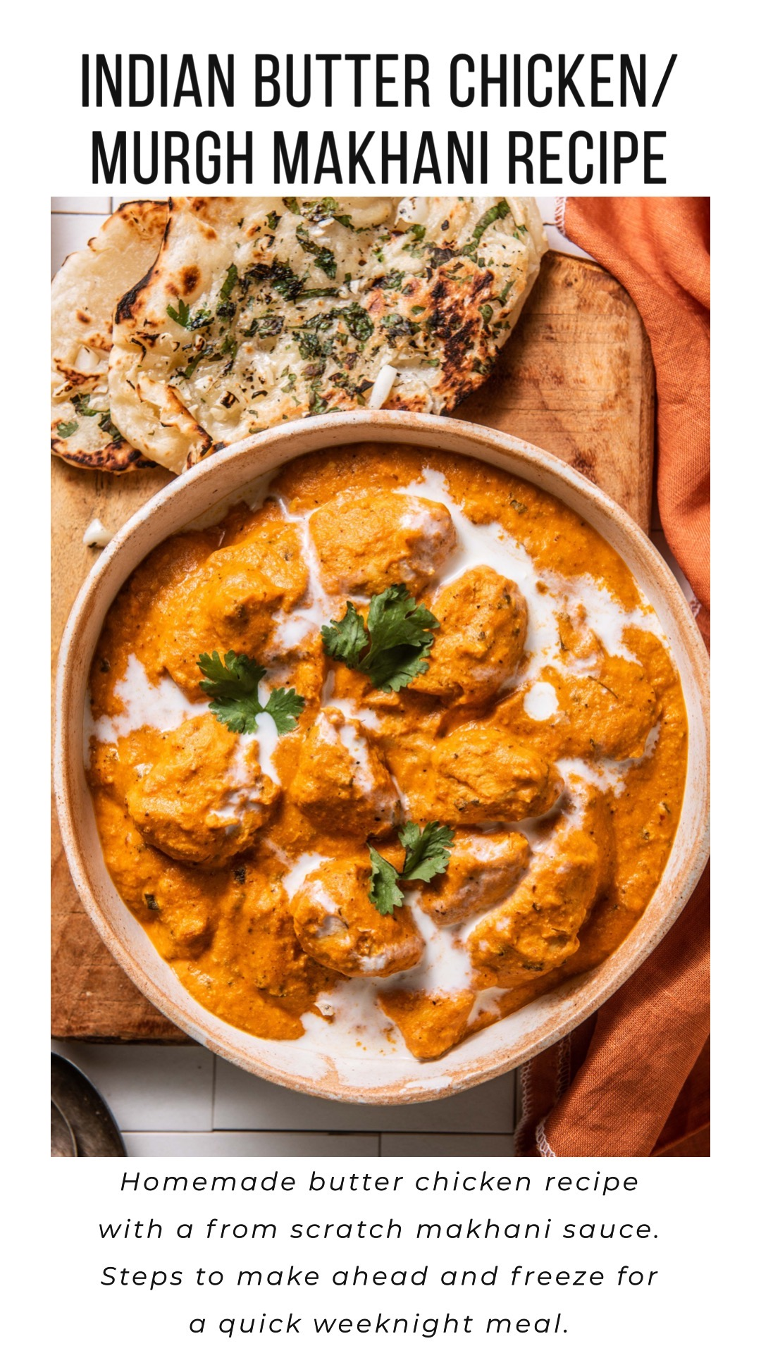 Garam Masala Tuesdays Butter Chicken The Novice Housewife